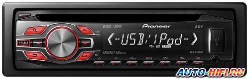 Автомагнитола Pioneer DEH-2400UB