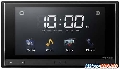 Автомагнитола Pioneer AppRadio SPH-DA01