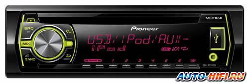 Автомагнитола Pioneer DEH-X3500UI