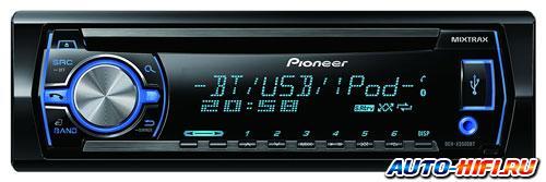 Автомагнитола Pioneer DEH-X5500BT