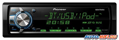Автомагнитола Pioneer MVH-X560BT
