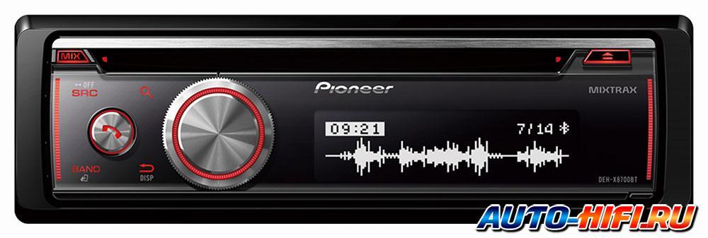 Автомагнитола Pioneer AVHX8700BT цены в магазинах