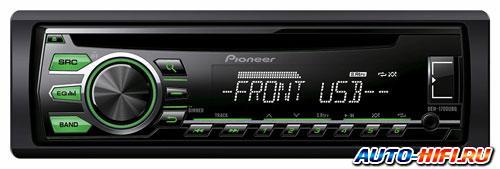 Автомагнитола Pioneer DEH-1700UBG