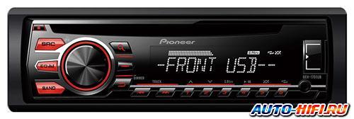 Автомагнитола Pioneer DEH-1701UB