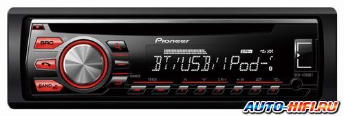 Автомагнитола Pioneer DEH-4700BT