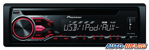 Автомагнитола Pioneer DEH-2800UI
