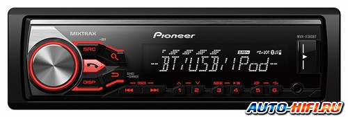 Автомагнитола Pioneer MVH-X380BT