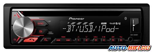 Автомагнитола Pioneer DEH-3900BT