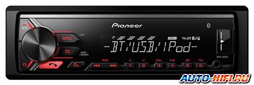 Автомагнитола Pioneer MVH-390BT