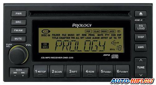 Автомагнитола Prology CMD-220R