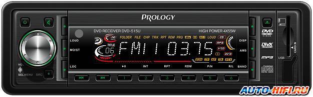 Автомагнитола Prology DVD-515U