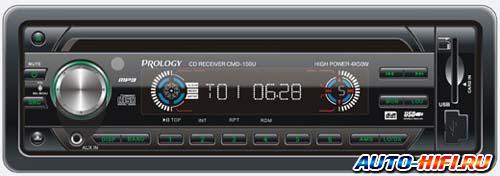 Автомагнитола Prology CMD-160U