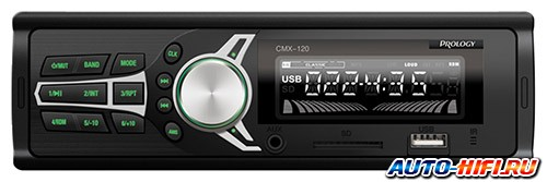 Автомагнитола Prology CMX-120