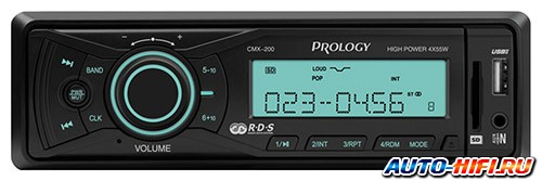 Автомагнитола Prology CMX-200