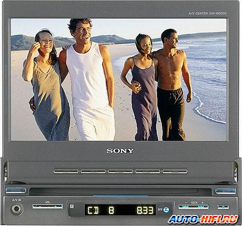 Автомагнитола Sony XAV-A1