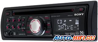 Автомагнитола Sony CDX-A250