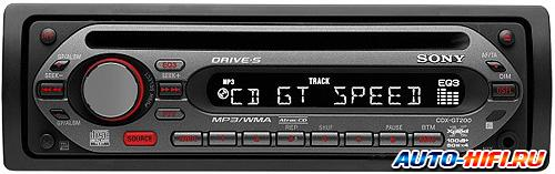 Автомагнитола Sony CDX-GT200