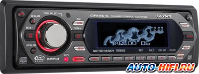 Автомагнитола Sony CDX-GT500