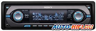 Автомагнитола Sony CDX-GT800D