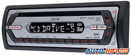 Автомагнитола Sony CDX-S22