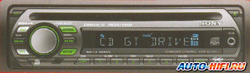 Автомагнитола Sony CDX-GT317EE