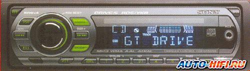 Автомагнитола Sony CDX-GT517EE