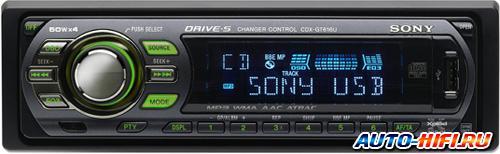 Автомагнитола Sony CDX-GT616U