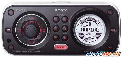 Морская магнитола Sony CDX-HR70MW