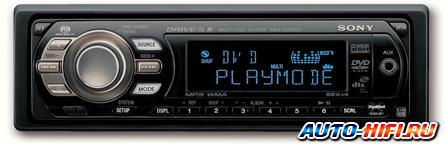 Автомагнитола Sony MEX-DV2000