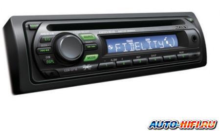 Автомагнитола Sony CDX-GT16