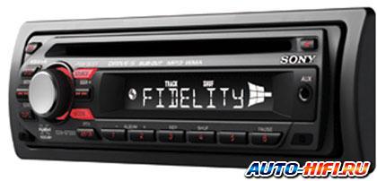 Автомагнитола Sony CDX-GT222