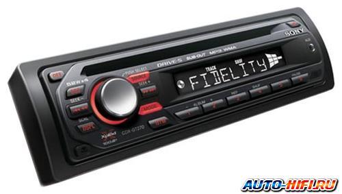 Автомагнитола Sony CDX-GT270