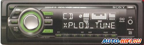 Автомагнитола Sony CDX-GT527EE