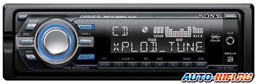 Автомагнитола Sony CDX-GT55IP