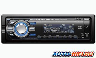 Автомагнитола Sony CDX-GT828U