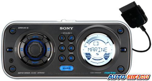 Морская магнитола Sony CDX-HR905IP