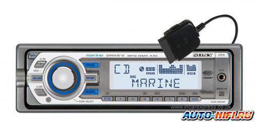 Морская магнитола Sony CDX-MR50IP