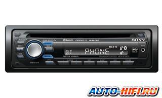 Автомагнитола Sony MEX-BT2600