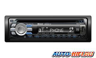 Автомагнитола Sony MEX-BT3600U