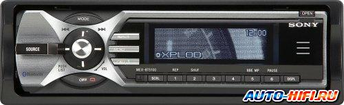 Автомагнитола Sony MEX-BT5100