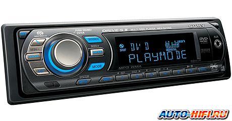 Автомагнитола Sony MEX-DV1100