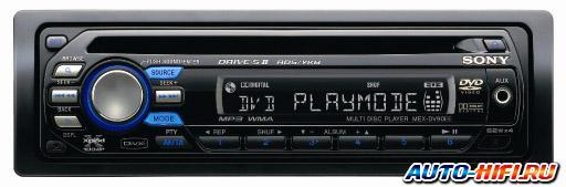 Автомагнитола Sony MEX-DV90EE