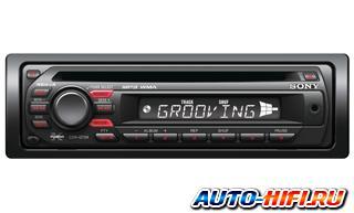 Автомагнитола Sony CDX-GT24