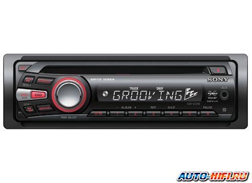 Автомагнитола Sony CDX-GT280