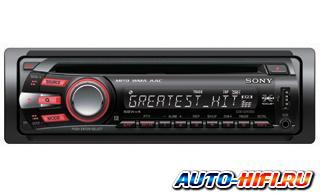 Автомагнитола Sony CDX-GT430U