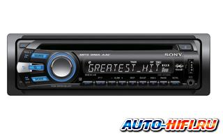 Автомагнитола Sony CDX-GT530UI