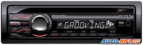 Автомагнитола Sony CDX-GT240