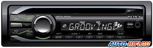 Автомагнитола Sony CDX-GT242