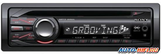 Автомагнитола Sony CDX-GT290