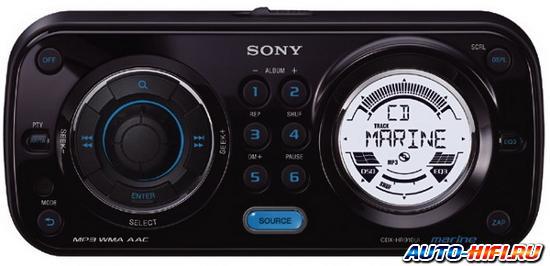 Морская магнитола Sony CDX-HR910UI